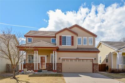 Littleton Single Family Home Active: 6842 West Remington Place