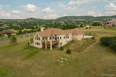 Bell Mountain Ranch Single Family Home Under Contract: 3569 Winterhawk Circle