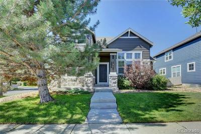 Broomfield Single Family Home Active: 2636 McKay Landing Parkway