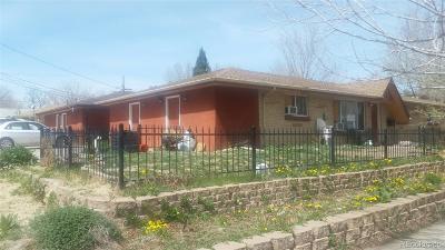 Condo/Townhouse Under Contract: 3375 North Wyandot Street