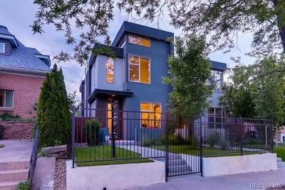 Denver Condo/Townhouse Active: 3529 West 23rd Avenue