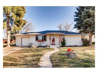 Littleton Single Family Home Active: 6232 South Spotswood Street