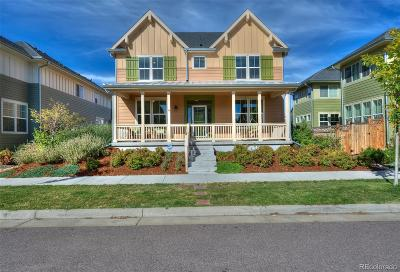 Denver Single Family Home Active: 3207 Geneva Street