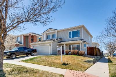 Denver Single Family Home Active: 3897 Lisbon Street