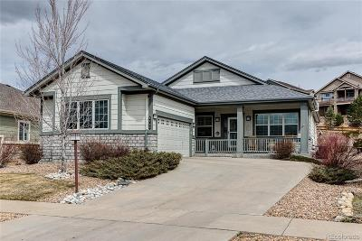 Heritage Eagle Bend Single Family Home Under Contract: 8220 South Valdai Court
