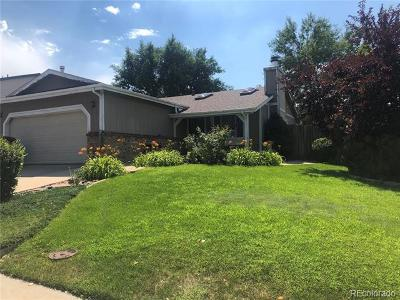 Aurora Single Family Home Active: 2703 South Salida Street