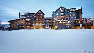 Steamboat Springs CO Condo/Townhouse Active: $380,000