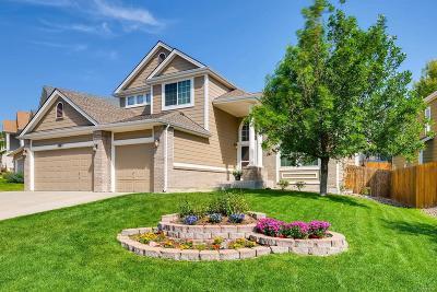 Aurora, Denver Single Family Home Under Contract: 5982 South Tibet Street