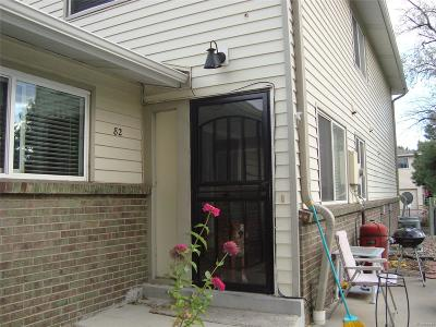 Lakewood Condo/Townhouse Active: 3354 South Flower Street #82