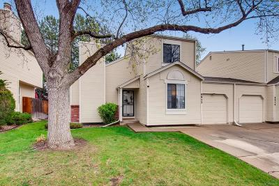 Westminster Single Family Home Under Contract: 8952 Everett Circle