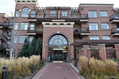 Cherry Creek Condo/Townhouse Active: 2700 East Cherry Creek South Drive #220