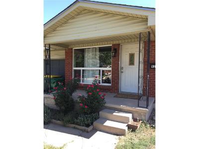 Westminster Single Family Home Active: 9240 Hooker Street