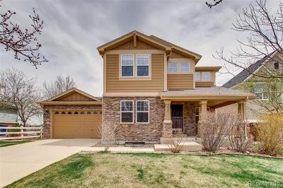 Broomfield Single Family Home Active: 14232 Piney River Road