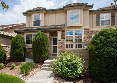 Highlands Ranch Condo/Townhouse Active: 8915 Tappy Toorie Place