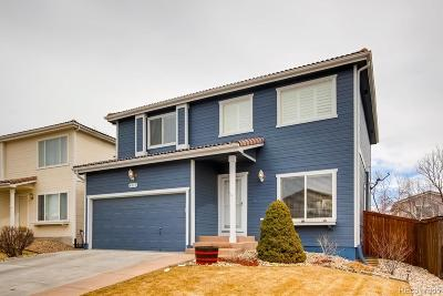 Highlands Ranch Single Family Home Under Contract: 4837 Waldenwood Drive