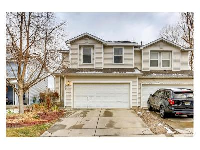 Englewood Condo/Townhouse Active: 7942 South Kalispell Way