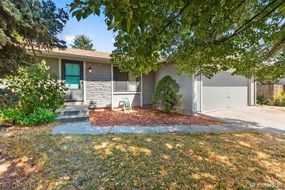 Arvada Single Family Home Active: 6177 West 65th Avenue