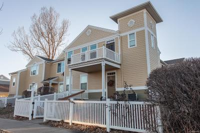 Longmont Condo/Townhouse Active: 4501 Nelson Road #2403