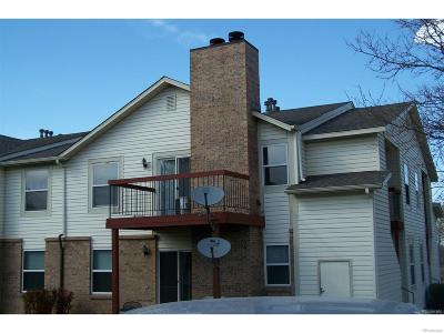 Thornton Condo/Townhouse Under Contract: 4225 East 119th Place #G