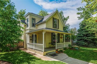 Denver Single Family Home Active: 4319 Wolff Street