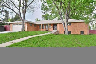 Wheat Ridge Single Family Home Under Contract: 4095 Dudley Street