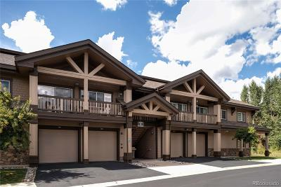 Steamboat Springs Condo/Townhouse Active: 3345 Columbine Drive #8058