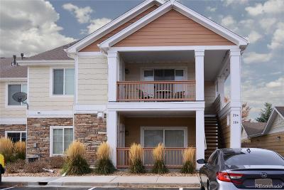 Loveland Condo/Townhouse Under Contract: 4605 Hahns Peak Drive #104