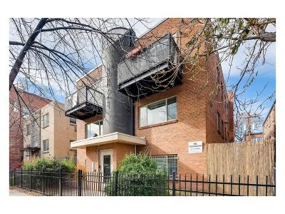 Alamo Placita, Capital Hill, Capitol Hill, Governor's Park, Governors Park Condo/Townhouse Active: 1421 Pearl Street #7