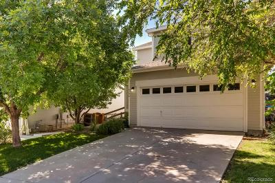 Littleton Single Family Home Under Contract: 9794 Marmot Ridge Circle