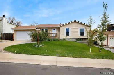 Thornton CO Single Family Home Active: $322,900