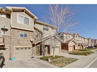 Thornton Condo/Townhouse Active: 4653 East 98th Place