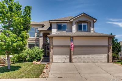 Littleton Single Family Home Active: 7434 Bison Place