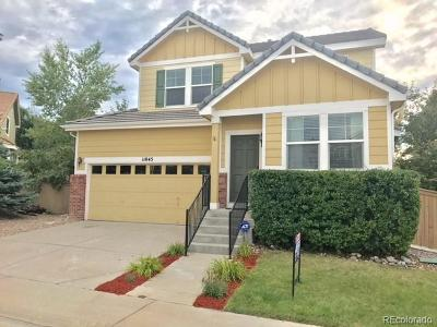 Highlands Ranch Single Family Home Active: 11045 Meadowvale Circle