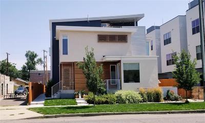 Regis Condo/Townhouse Under Contract: 4962 Lowell Boulevard
