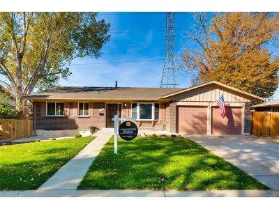 Denver Single Family Home Active: 3935 South Uinta Street