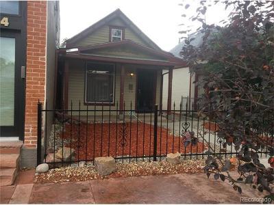 Baker, Baker/Santa Fe, Broadway Terrace, Byers, Santa Fe Arts District Single Family Home Active: 126 Elati Street