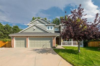 Highlands Ranch Single Family Home Active: 2328 Millcreek Place