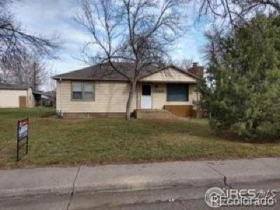 Berthoud Single Family Home Active: 1020 North 4th Street