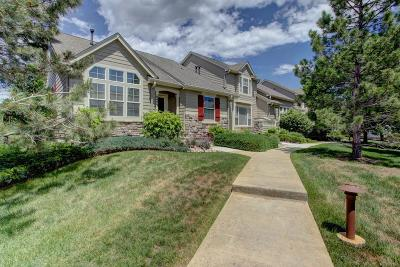 Highlands Ranch Condo/Townhouse Active: 6419 Trailhead Road