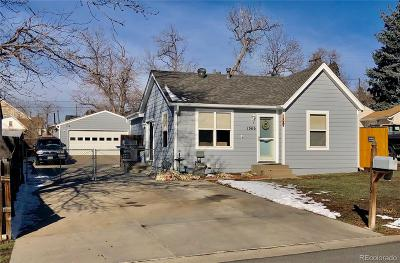 Lakewood Single Family Home Active: 1565 Swadley Street