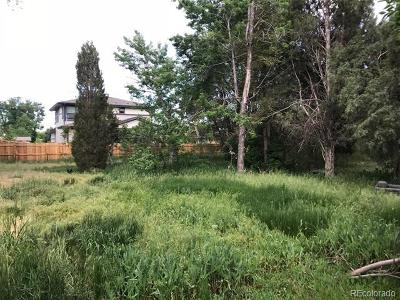 Residential Lots & Land Active: 980 Fenton Street