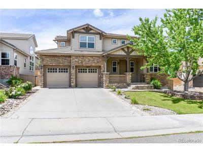 Highlands Ranch Single Family Home Active: 10645 Briarglen Circle