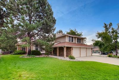 Castle Pines Single Family Home Under Contract: 7418 Manchester Court