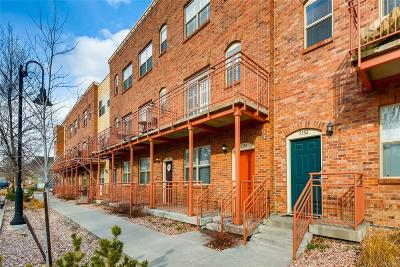 Arvada Condo/Townhouse Active: 5384 Allison Street