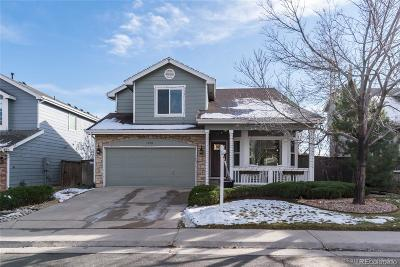 Broomfield Single Family Home Under Contract: 1270 West 12th Avenue