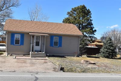 Strasburg Single Family Home Under Contract: 1545 Monroe Street
