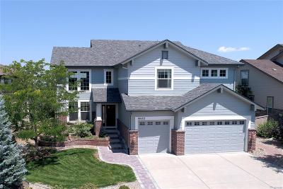 Highlands Ranch Single Family Home Under Contract: 10682 Amesbury Way