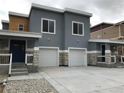 Denver Condo/Townhouse Active: 958 South Utica Street