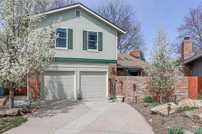 Aurora CO Single Family Home Active: $384,500