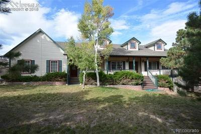 Monument Single Family Home Active: 19940 Doewood Drive